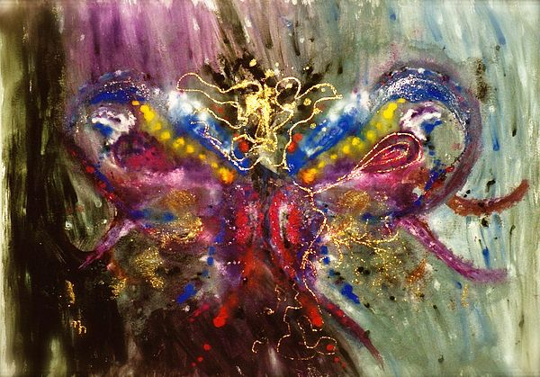 Butterfly by Marie Halter
